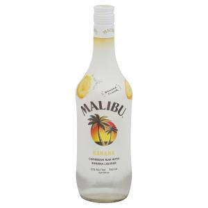 Malibu Tropical Banana Rum