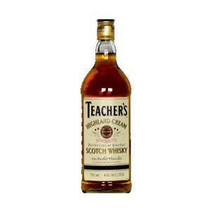 Teacher's Highland Cream Blended Scotch Whisky
