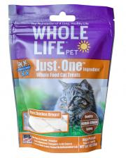 Whole Life Just One Chicken Cat Treat