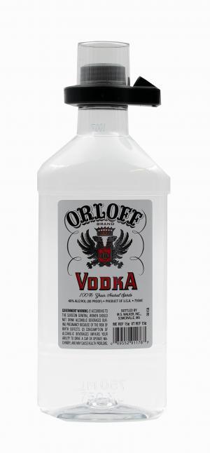 Orloff Traveler Pack Vodka
