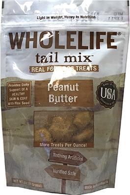 Trail Mix Peanut Butter Dog Treats