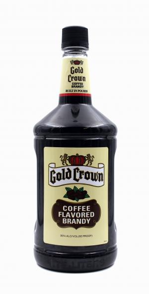 Gold Crown Coffee Brandy