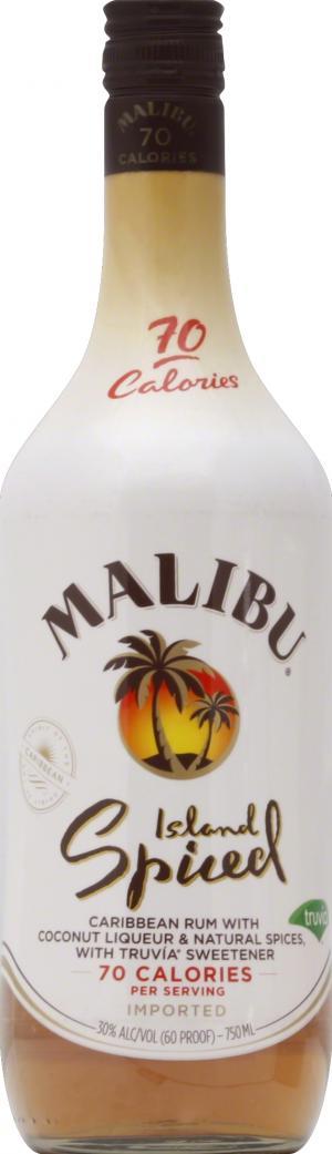 Malibu Island Spiced