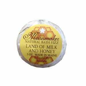 Moonmaker Bath Bomb Land Of Milk And Honey