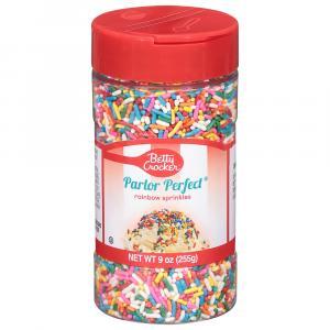 Betty Crocker Parlor Perfect Confetti Sprinkles