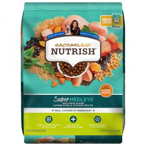 Rachael Ray Nutrish Wellness Blend Superfoods & Chicken