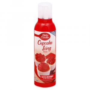 Betty Crocker Rose Red Cupcake Icing