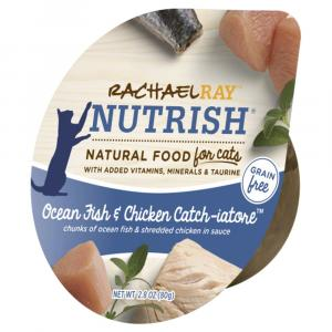 Rachael Ray Nutrish Ocean Fish & Chicken Catch-iatore