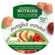 Rachael Ray Nutrish Purrfect Entrees Tuscan Chicken Dinner