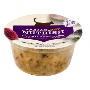 Rachael Ray Nutrish Ocean Fish-a-licious Cat Food