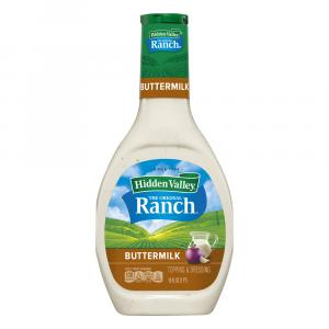 Hidden Valley Ranch Buttermilk Ranch Salad Dressing