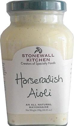 Stonewall Kitchen Horseradish Aioli