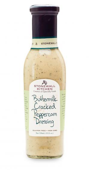 Stonewall Kitchen Buttermilk & Cracked Peppercorn Dressing