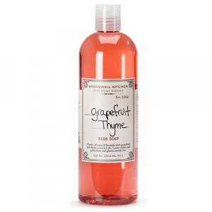 StoneWall Kitchen Grapefruit Thyme Dish Soap