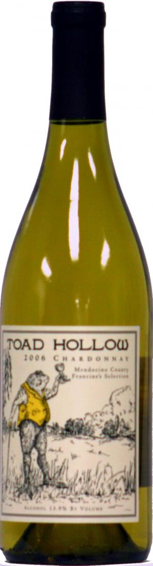 Toad Hollow Chardonnay