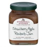 Stonewall Kitchen Strawberry Apple Rhubarb Jam