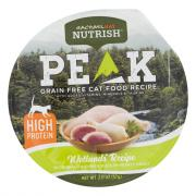 Rachael Ray Nutrish Peak Wetlands Recipe Cat Food