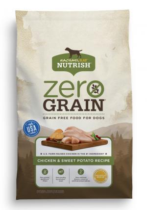 Rachael Ray Nutrish Zero Grain Chicken & Sweet Potato