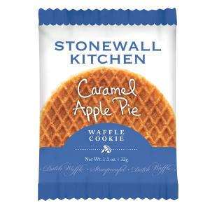 Stonewall Kitchen Caramel Apple Pie Waffle Cookie