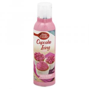 Betty Crocker Petal Pink Cupcake Icing