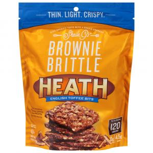 Brownie Brittle Toffee Crunch