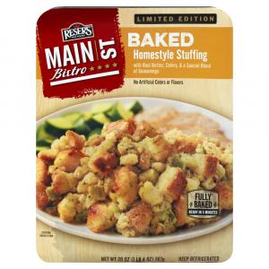 Reser's Main Street Bistro Baked Homestyle Stuffing