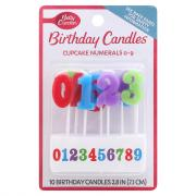 Betty Crocker Cupcake Numeral Candles