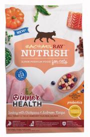 Rachael Ray Inner Health Turkey With Chickpeas & Salmon