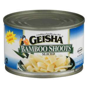 Geisha Bamboo Shoots