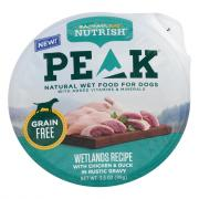 Rachael Ray Nutrish Peak Wetlands Recipe Dog Food
