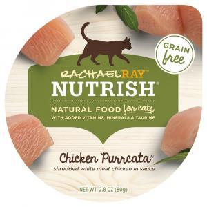 Rachael Ray Nutrish Chicken Purrcata Cat Food