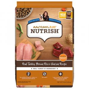 Rachael Ray Nutrish Turkey and Rice with Venison