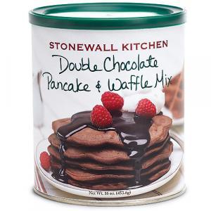 Stonewall Kitchen Double Chocolate Pancake Mix