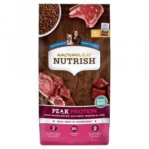 Rachael Ray Nutrish Peak Open Range Recipe
