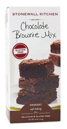 Stonewall Kitchen Gluten Free Chocolate Brownie Mix