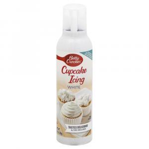Betty Crocker Cloud White Cupcake Icing