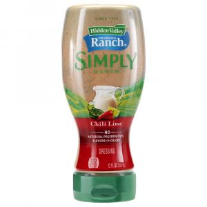 Hidden Valley Simply Ranch Chili Lime