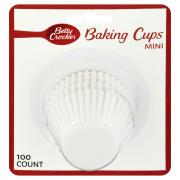 Betty Crocker Mini White Baking Cups