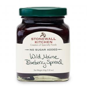 Stonewall Kitchen No Sugar Added Wild Maine Blueberry Spread