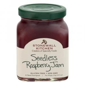 Stonewall Kitchen Seedless Raspberry Jam