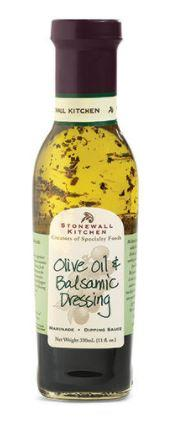 Stonewall Kitchen Olive Oil and Balsamic Dressing
