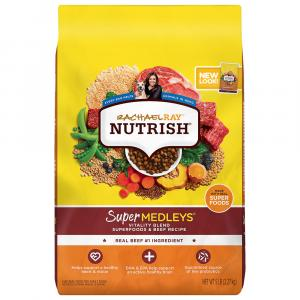 Rachael Ray Nutrish Wellness Blend Superfoods & Beef