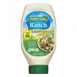 Hidden Valley Ranch Light Ranch Dressing