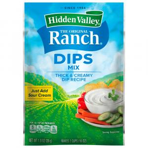 Hidden Valley Ranch Party Dip Mix