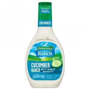 Hidden Valley Ranch Cucumber Dressing