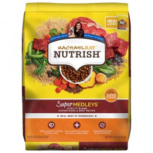 Rachael Ray Nutrish Vitality Blend Superfoods & Beef