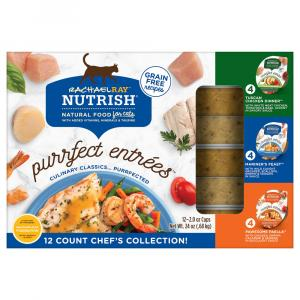 Rachael Ray Nutrish Purrfect Entrees Chef's Collection