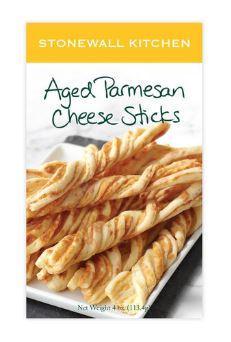 Stonewall Kitchen Cheddar Asiago Cheese Sticks