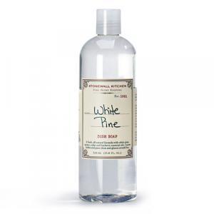 Stonewall Kitchen White Pine Dish Soap
