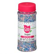 Cake Mate Pearlescent Decorating Decors Crystals